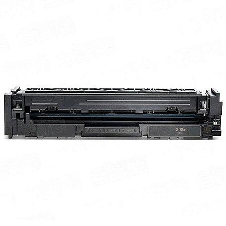 Toner Star Compativel Com Impressoras M254 M281 Cf502x Amarelo 2,5k