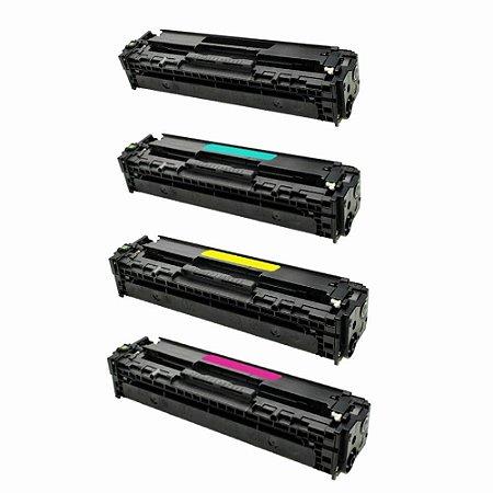 Kit 4 Toner Star Compativel Com Impressoras M452 M477 410a