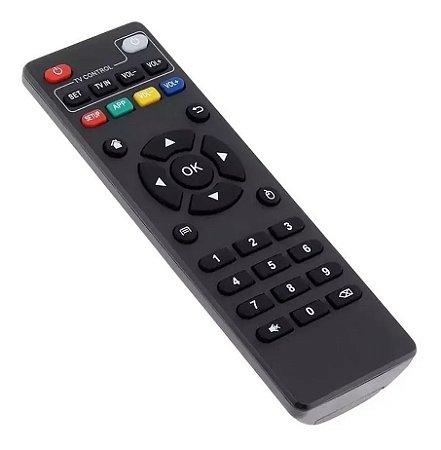 Controle Remoto Smart TV 4K H96 X96 T95M T95N
