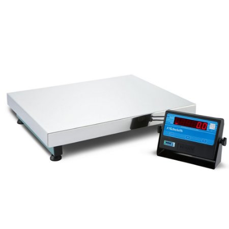 Balança Plataforma 300 Kg Eletrônica Sc Micheletti