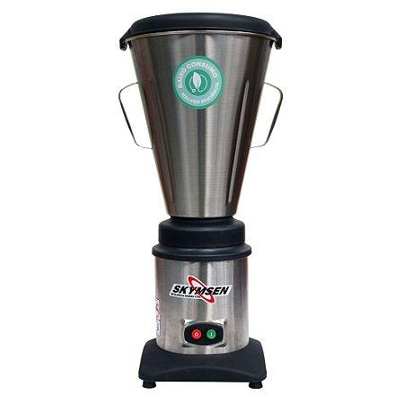 LC6 Liquidificador Comercial Inox 6 Litros Skymsen