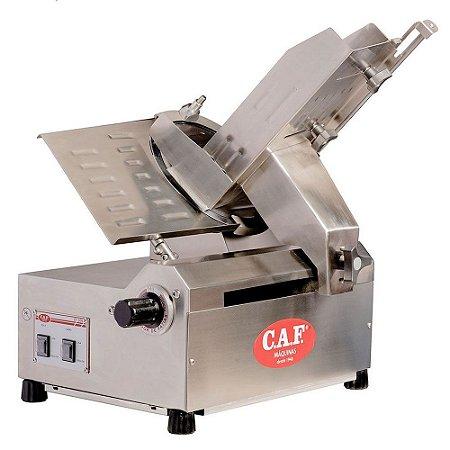 CF 300 Cortador de Frios Automático Inox Lâmina 300 mm Caf