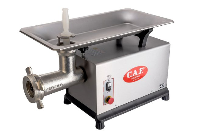 CAF 98 Inox 3 CV Picador de Carne Boca 98 3 Cv Caf