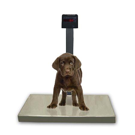 Balança Pet Capacidade 200 Kg Plataforma 50 x 80 cm Ramuza