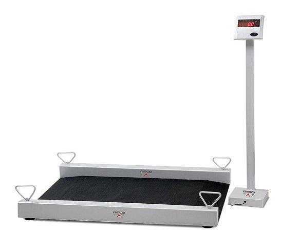 Balança para Cadeirante Capacidade 500 Kg Modelo Cad Ramuza