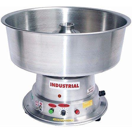 Máquina de Algodão Doce Clean Bivolt Industrial Ademaq