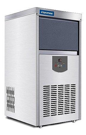 TH50 Máquina de Fabricar Gelos em Cubo Capacidade 31 Kg Impomac