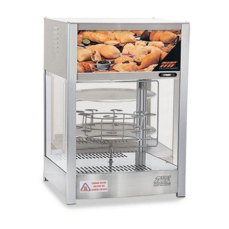 409RG Estufa para Cone Pizza Modelo Giratória com Vapor Titã