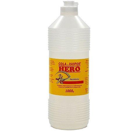 COLA ISOPOR 1000G - HERO