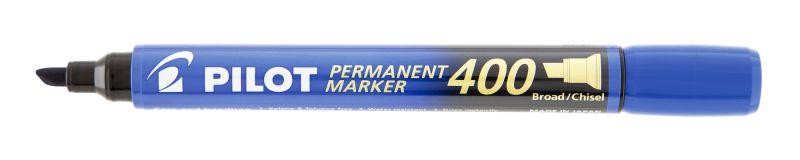 MARCADOR PERMANENTE SCA 400 AZUL - PILOT
