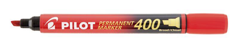 MARCADOR PERMANENTE SCA 400 VERMELHO - PILOT