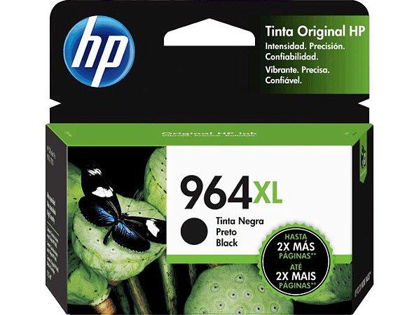 CARTUCHO HP 964XL 3JA57AL PRETO - 47,86ML