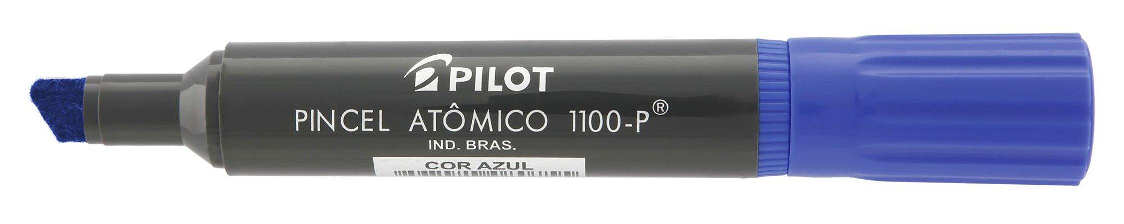MARCADOR PINCEL ATÔMICO 1100-P AZUL - PILOT