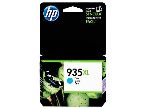 CARTUCHO HP 935XL C2P24AB CIANO - 9,5ML