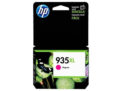 CARTUCHO HP 935XL C2P25AB MAGENTA - 9,5ML