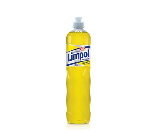 DETERGENTE LIMPOL NEUTRO - 500ML