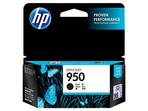 CARTUCHO HP 950 CN049AB PRETO - 24ML