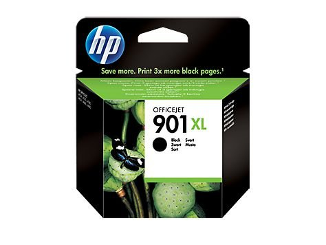 CARTUCHO HP 901XL CC654AB PRETO - 15,5ML