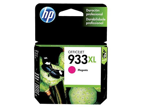 CARTUCHO HP 933XL CN055AL MAGENTA - 8,5ML