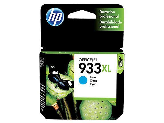 CARTUCHO HP 933XL CN054AL CIANO - 8,5ML