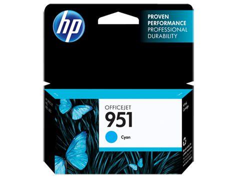 CARTUCHO HP 951 CN050AB CIANO - 8,5ML