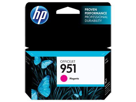 CARTUCHO HP 951 CN051AB MAGENTA - 8ML