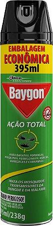 INSETICIDA BAYGON AÇÃO TOTAL - 395ML