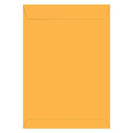 ENVELOPE KRAFT OURO 110MMX170MM C/100 UNIDADES - CELUCAT