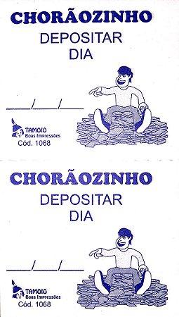 BOM PARA CHORÃOZINHO C/50 FLS - TAMOIO
