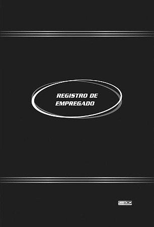 LIVRO REGISTRO DE EMPREGADO 50 FLS - SÃO DOMINGOS