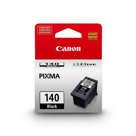 CARTUCHO CANON PG-140 PRETO - 8ML