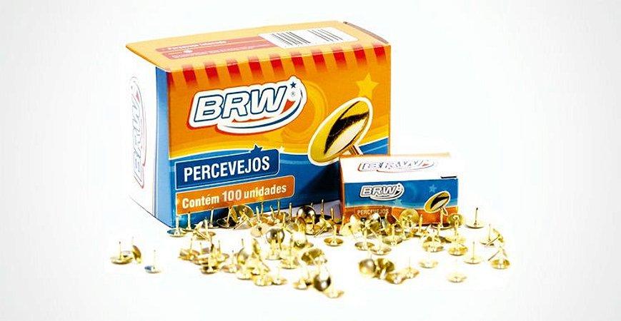 PERCEVEJO LATONADO C/100 UNIDADES - BRW