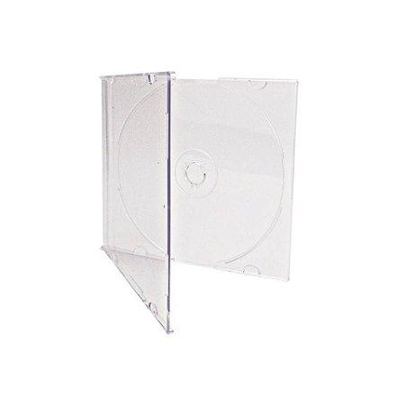 CAPA PARA CD CRISTAL - SLIM
