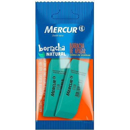 BORRACHA CLEAN VERDE C/2 UNIDADES - MERCUR