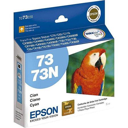 CARTUCHO EPSON T073220BR CIANO - 5ML