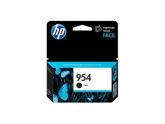CARTUCHO HP 954 L0S59AB PRETO - 23,5ML