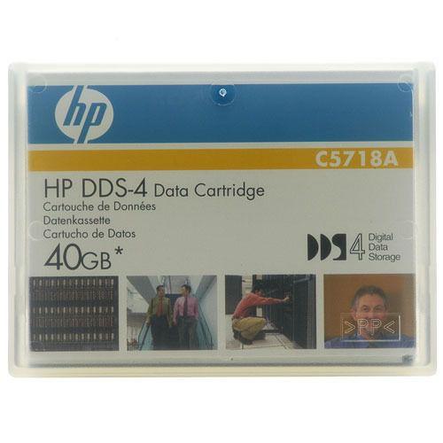 FITA DAT DDS-4 40GB C5718A - HP