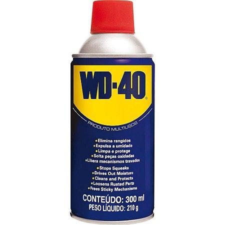 WD-40 AEROSSOL TRADICIONAL - 300ML