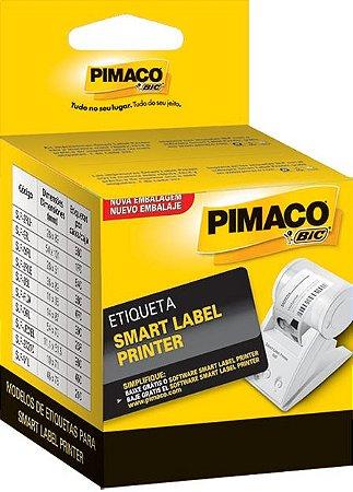 ETIQUETA PARA IMPRESSORA TÉRMICA 28MMX51MM SLP-MRL C/640 UNIDADES - PIMACO