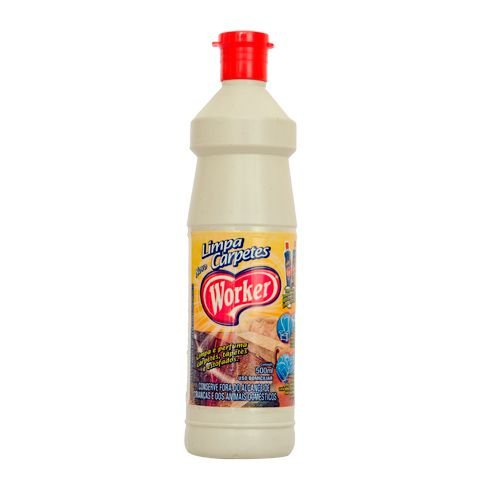 LIMPA CARPETES WORKER - 500ML