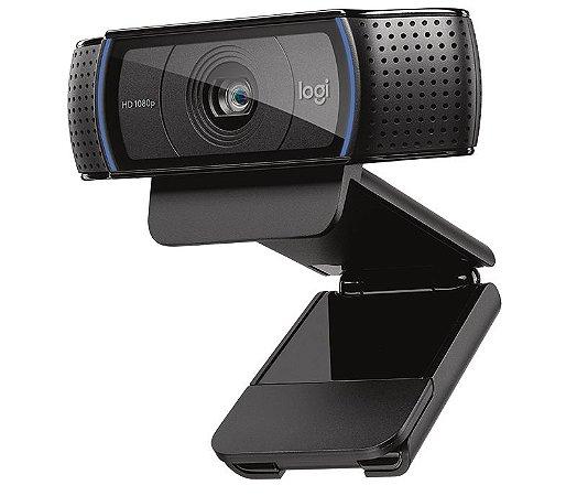 WEBCAM HD 1080P C920 - LOGITECH
