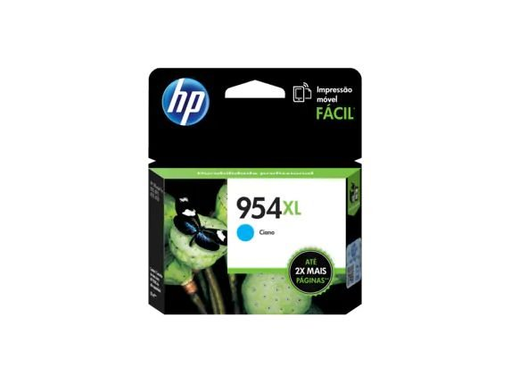 CARTUCHO HP 954XL L0S62AB CIANO - 20ML
