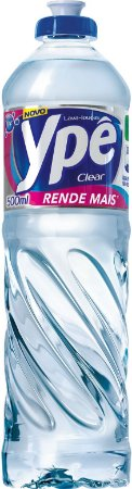 DETERGENTE YPÊ CLEAR - 500ML