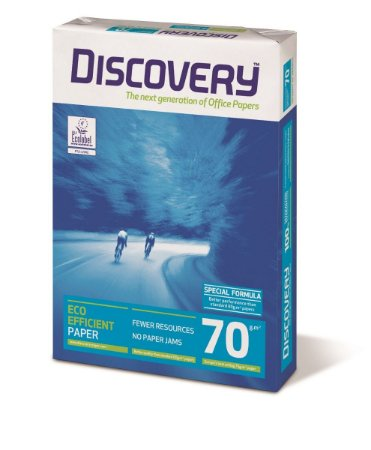 PAPEL DISCOVERY A4 210MMX297MM - 500 FLS