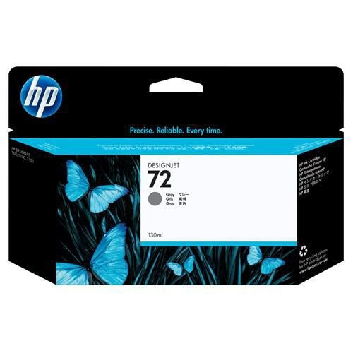 CARTUCHO HP 72 C9374AB CINZA - 130ML