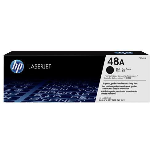 TONER HP 48A PRETO - CF248AB