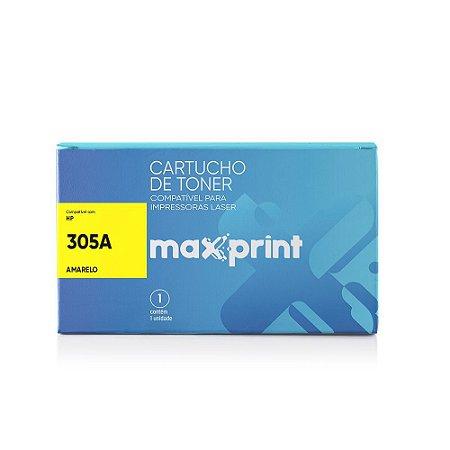 TONER COMPATÍVEL 305A CE412A AMARELO - MAXPRINT