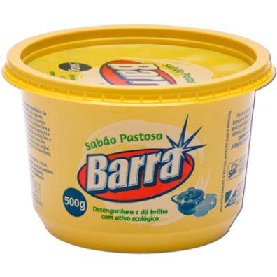 SABÃO PASTOSO BARRA TRADICIONAL - 500G
