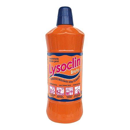 DESINFETANTE LYSOCLIN BRUTO - 1L
