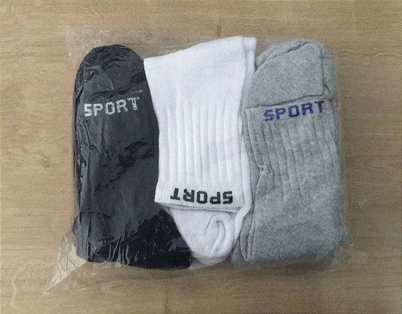 Meia Sport (12 pares)